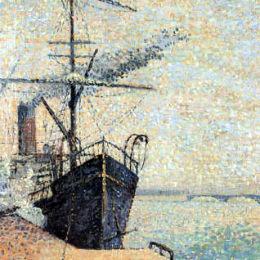 《安克拉帕斯》艾伯特杜布瓦皮雷(Albert Dubois-Pillet)高清作品欣賞