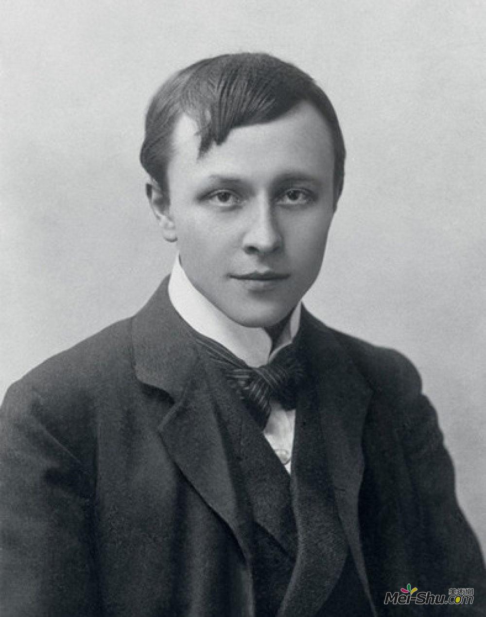 阿爾弗雷德·庫賓(Alfred Kubin)