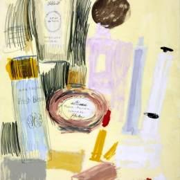 《無題(美容產品)》安迪·沃霍爾(Andy Warhol)高清作品欣賞