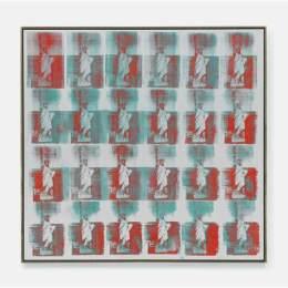 《自由女神像》安迪·沃霍爾(Andy Warhol)高清作品欣賞