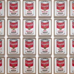 《金寶湯罐頭》安迪·沃霍爾(Andy Warhol)高清作品欣賞