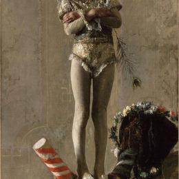 《薩爾姆班科》安東尼奧·曼奇尼(Antonio Mancini)高清作品欣賞