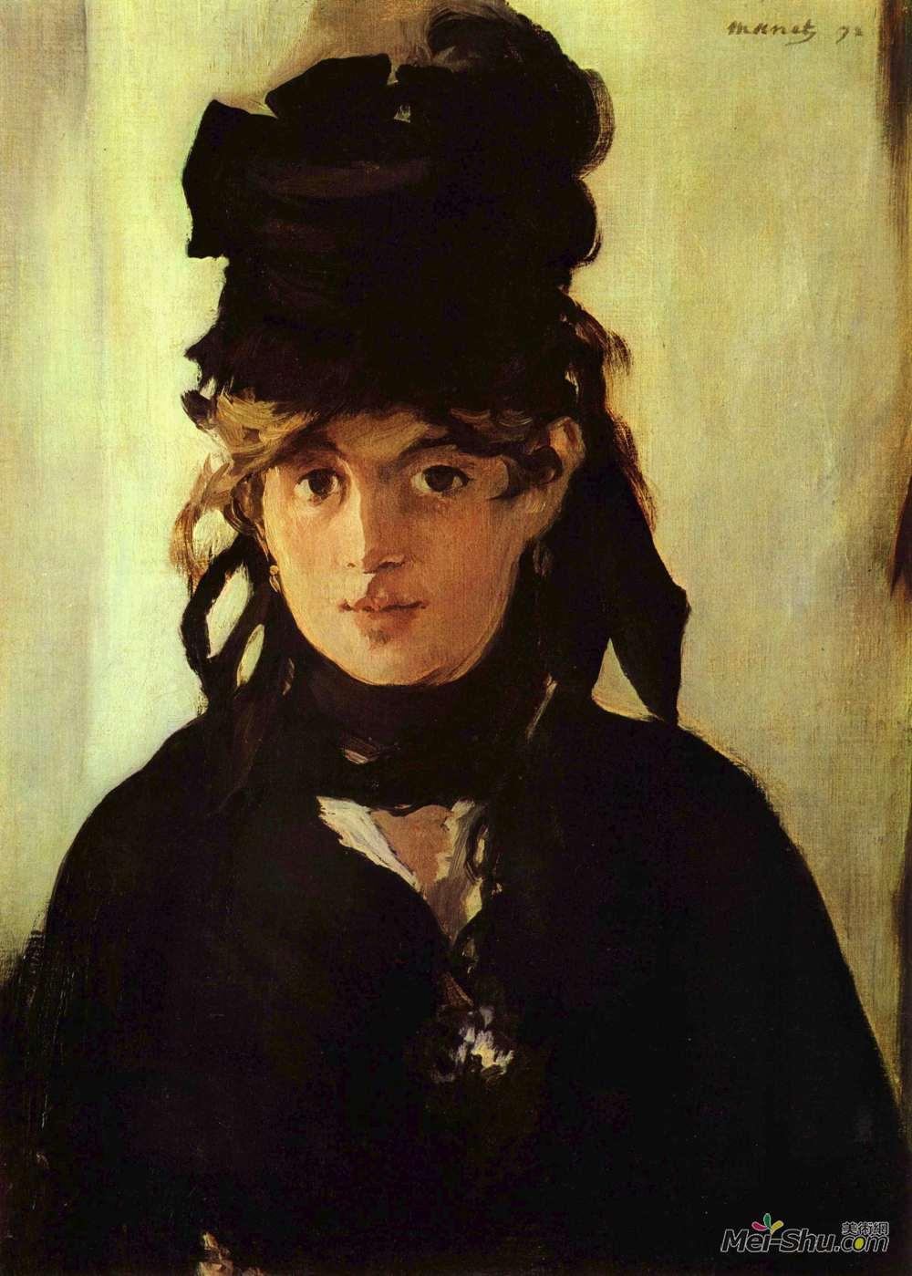 貝爾特·摩里索特(Berthe Morisot)
