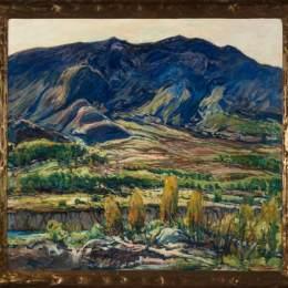 《在圣菲利佩山谷》查爾斯·賴費爾(Charles Reiffel)高清作品欣賞