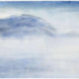 克里斯蒂安·羅夫斯(Christian Rohlfs)高清作品:Wei&amp?er Nebel &ampüberm See