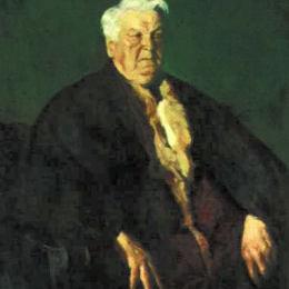 《米哈伊爾·薩多維亞努》克爾納琉·巴巴(Corneliu Baba)高清作品欣賞