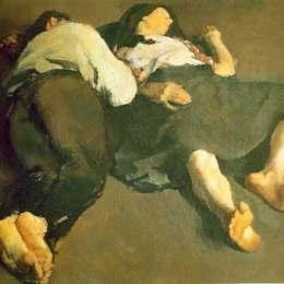 《安靜的睡眠》克爾納琉·巴巴(Corneliu Baba)高清作品欣賞