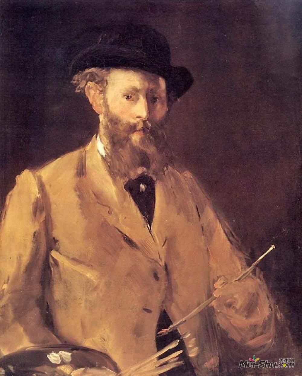 爱德华·马奈(Edouard Manet)