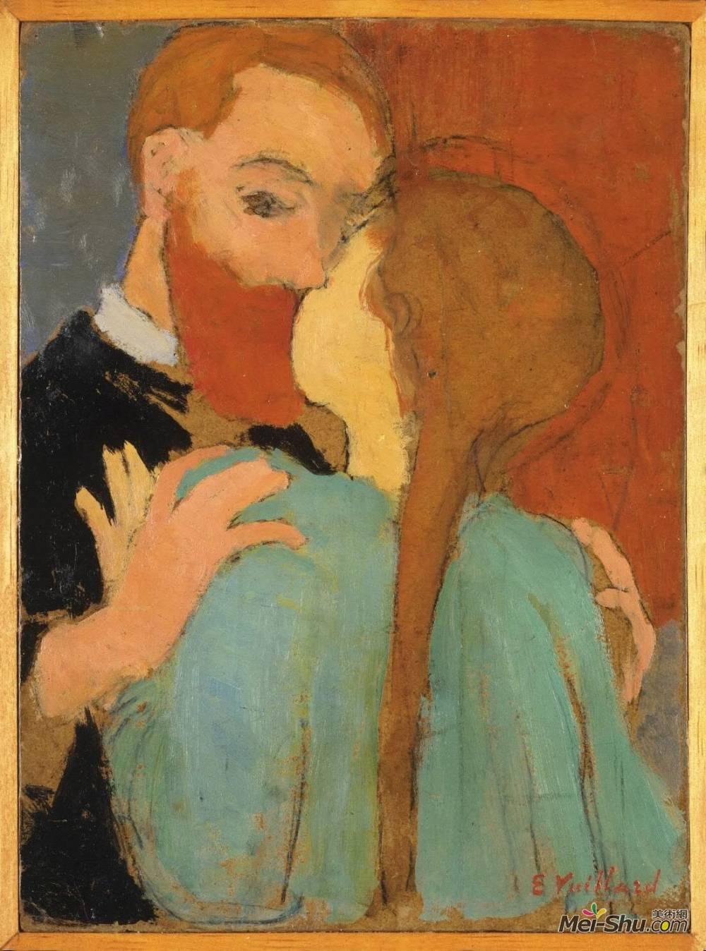 愛德華·維亞爾(Edouard Vuillard)