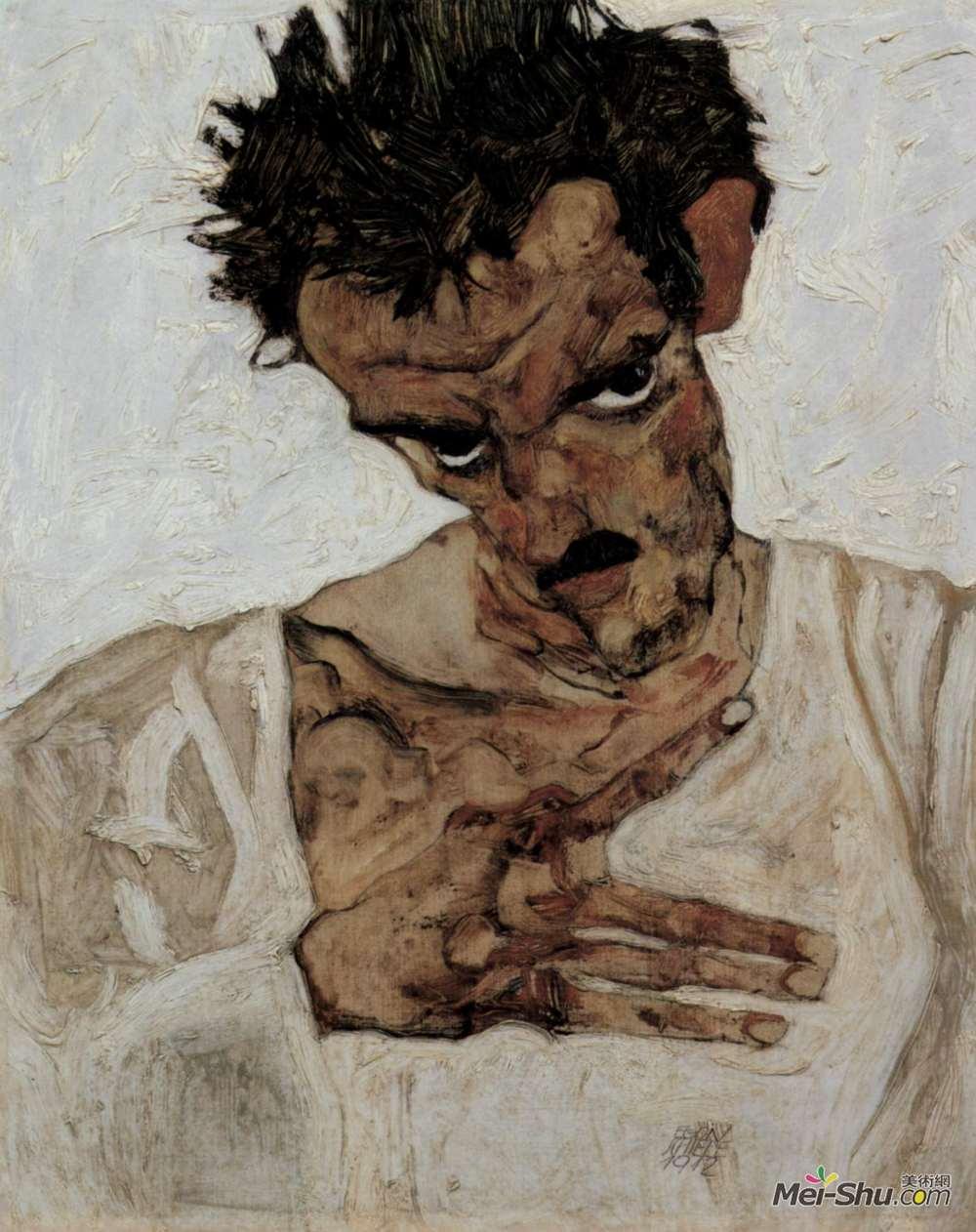 埃貢·席勒(Egon Schiele)
