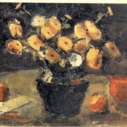 《花卉》弗朗西斯科西拉托(Francisc Sirato)高清作品欣賞