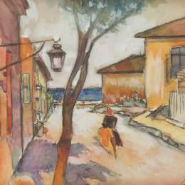 《曼加里亞街》弗朗西斯科西拉托(Francisc Sirato)高清作品欣賞
