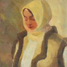 《來自Bucovina的女人》弗朗西斯科西拉托(Francisc Sirato)高清作品欣賞