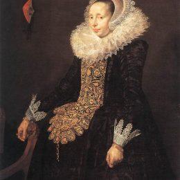 《范德埃姆白內障》弗朗斯·哈爾斯(Frans Hals)高清作品欣賞