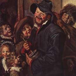 《隆美爾鍋播放器》弗朗斯·哈爾斯(Frans Hals)高清作品欣賞