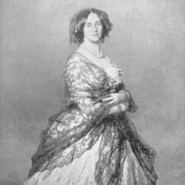 《奧古斯特》弗蘭茲-溫特豪德(Franz Xaver Winterhalter)高清作品欣賞