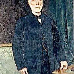 加布里埃爾·費里爾(Gabriel Ferrier)高清作品:Charles-louis De Saulces De Freycinet
