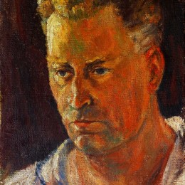 《自畫像》喬治·斯特凡內斯丘(George Stefanescu)高清作品欣賞