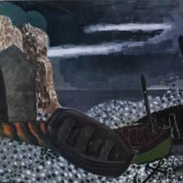 《三船》喬治·布拉克(Georges Braque)高清作品欣賞