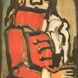 《萊奎斯》喬治·魯奧(Georges Rouault)高清作品欣賞