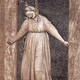 《絕望》喬托·迪·邦多內(Giotto)高清作品欣賞