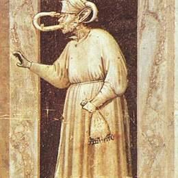 《嫉妒》喬托·迪·邦多內(Giotto)高清作品欣賞