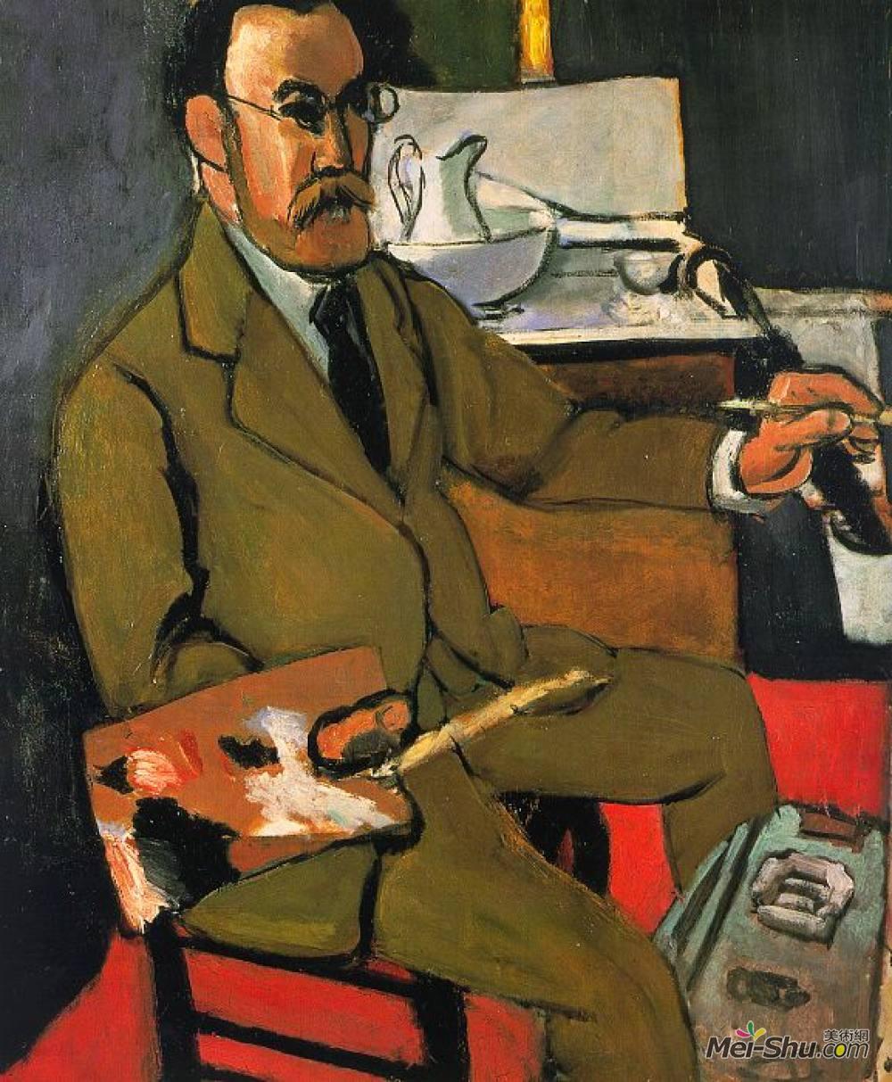 亨利·馬蒂斯(Henri Matisse)