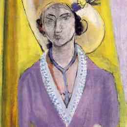 《未驗明的》亨利·馬蒂斯(Henri Matisse)高清作品欣賞