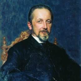 《樞密院委員》伊利亞·葉菲莫維奇·列賓(Ilya Repin)高清作品欣賞