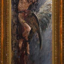 《普羅米修斯》伊利亞·葉菲莫維奇·列賓(Ilya Repin)高清作品欣賞
