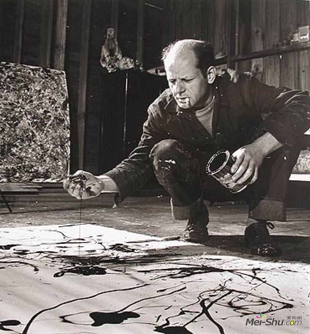 杰克遜·波洛克(Jackson Pollock)