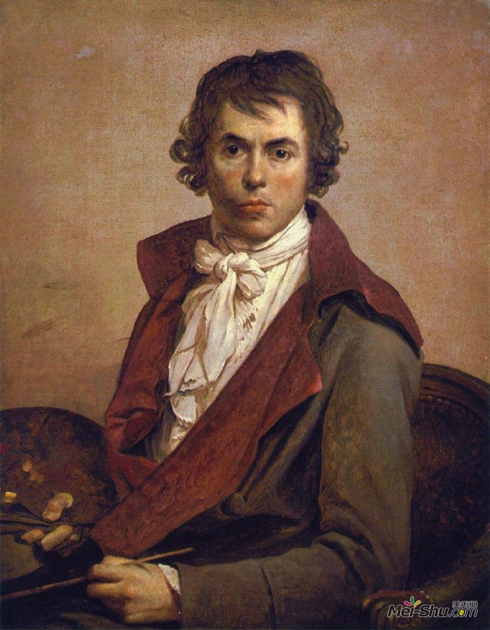 雅克-路易·大衛(Jacques-Louis David)