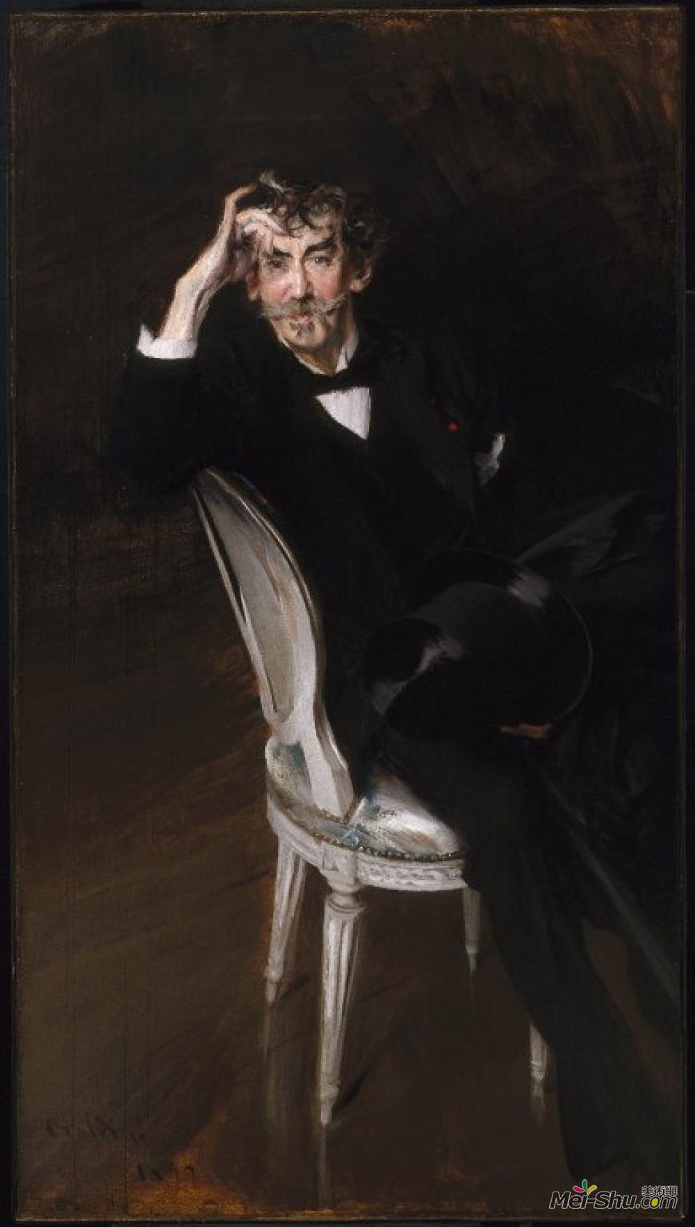 詹姆斯·阿博特·麥克尼爾·惠斯勒(James McNeill Whistler)