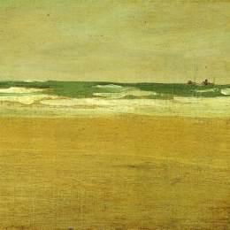 《憤怒的大?!氛材匪?middot;阿博特·麥克尼爾·惠斯勒(James McNeill Whistler)高清作品欣賞
