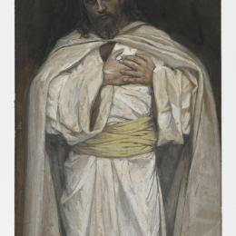 《我們的主耶穌基督(我們的主耶穌基督)》詹姆斯·天梭(James Tissot)高清作品欣賞