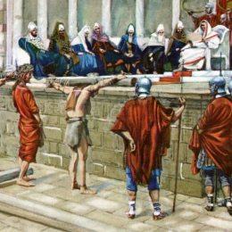 《要不要我釘十字架?》詹姆斯·天梭(James Tissot)高清作品欣賞