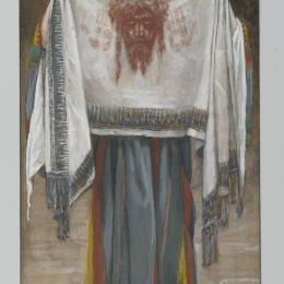 《圣臉》詹姆斯·天梭(James Tissot)高清作品欣賞