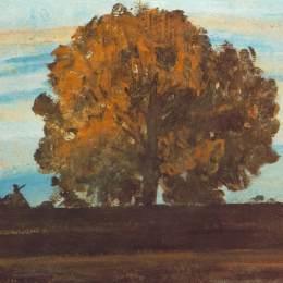 詹諾斯托尼耶(Janos Tornyai)高清作品:Great Tree at M&ampárt&ampély