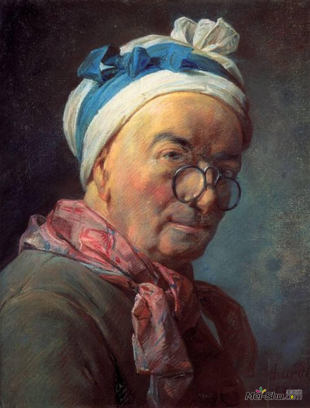 让-巴蒂斯特·西梅翁·夏尔丹(Jean-Baptiste-Simeon Chardin)