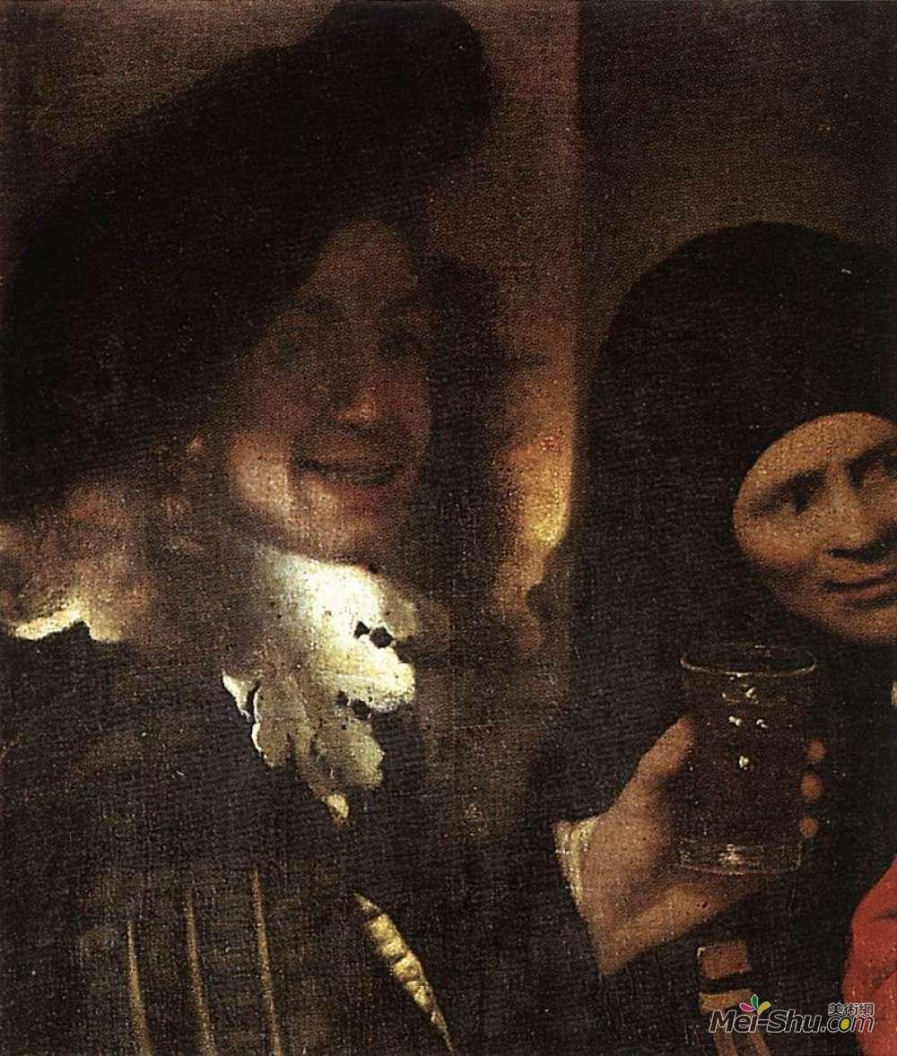 約翰尼斯·維米爾(Johannes Vermeer)