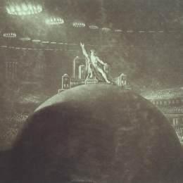 《撒旦在地獄議會主持》約翰·馬丁(John Martin)高清作品欣賞