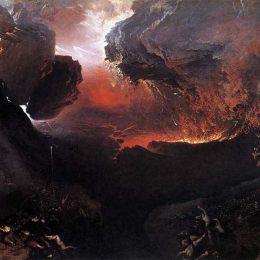 《他憤怒的偉大日子》約翰·馬丁(John Martin)高清作品欣賞