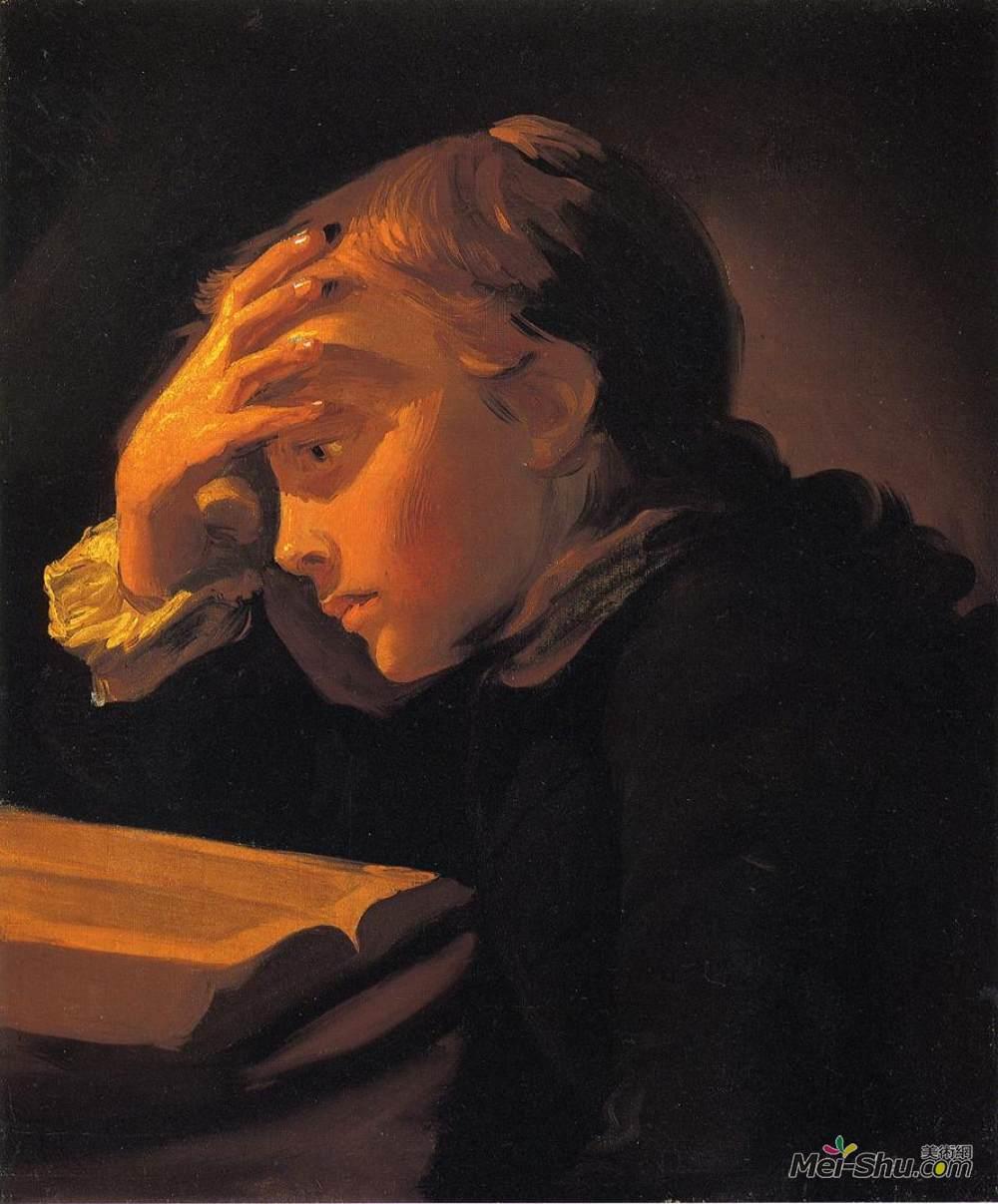 约翰·辛格顿·科普利(John Singleton Copley)高清作品《亨利·佩勒姆》