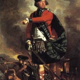 《休格蒙哥馬利的肖像,埃格林頓的第12伯爵》約翰·辛格頓·科普利(John Singleton Copley)高清作品欣賞