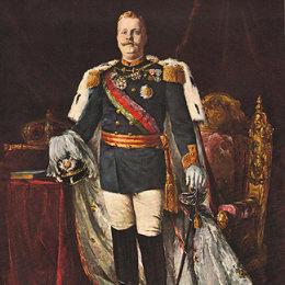 《葡萄牙卡洛斯一世肖像》何塞·馬奧(Jose Malhoa)高清作品欣賞