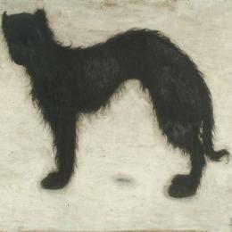《雪中的狗》萊昂·施皮利亞特(Leon Spilliaert)高清作品欣賞