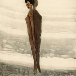 萊昂·施皮利亞特(Leon Spilliaert)高清作品:L&ampél&ampévation