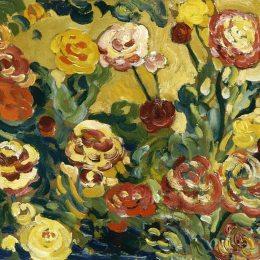 《花》劉易斯·瓦爾塔(Louis Valtat)高清作品欣賞