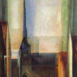 《格梅羅達九世》萊昂內爾·法寧格(Lyonel Feininger)高清作品欣賞