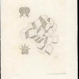 《國王和奎因》馬塞爾·杜尚(Marcel Duchamp)高清作品欣賞